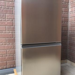 ★アクア 2ドア冷凍冷蔵庫(157L)2018年製