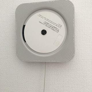 無印良品 壁掛式CDプレイヤー
