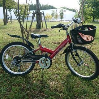 [受け渡し者決定]20インチ 子ども用 自転車