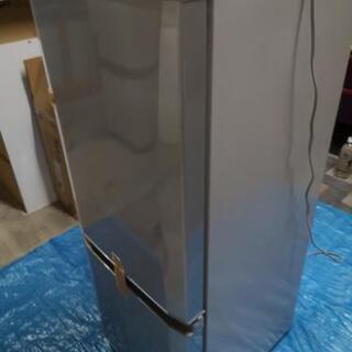 【運ぶのお手伝い】冷蔵庫 三菱 MR-P15Z-S