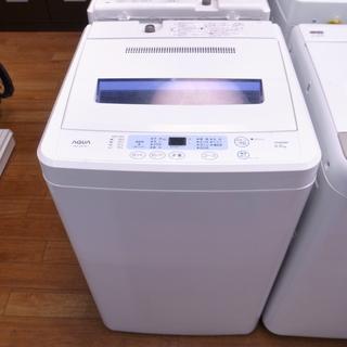 アクア 6.0㎏洗濯機 AQW-S601 2012年製【モノ市場...