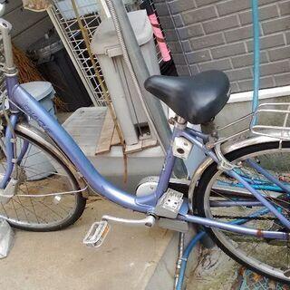 電動アシスト自転車 エナクル ジャンク 26インチ