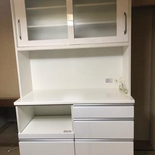 キッチンボード  食器棚 レンジボード セパレート