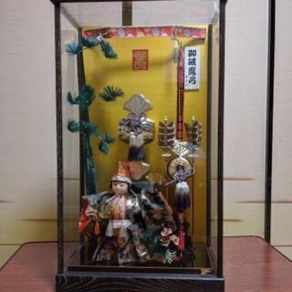 日本人形 譲ります。