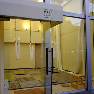未経験者歓迎! 初歩的な動きを中心に安全に楽しくエアリアルを行うクラス  − 東京都