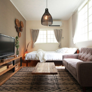 【NEW OPEN】ゲストハウスの客室清掃スタッフ