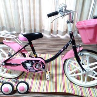 子ども用自転車 18型 室内保管美品 ブリヂストン