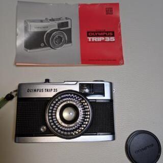 カメラ OLYMPUS TRIP35