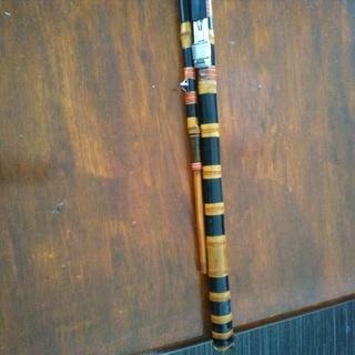 船釣り竿 カワハギ用 和竿 2メートル