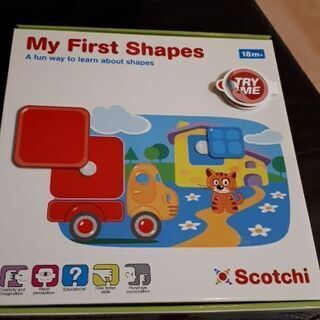 幼児 おもちゃ スコッチ(scotchi) My First S...
