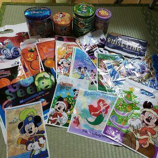 レア ディズニーショッパー、缶 Disney好きへ!