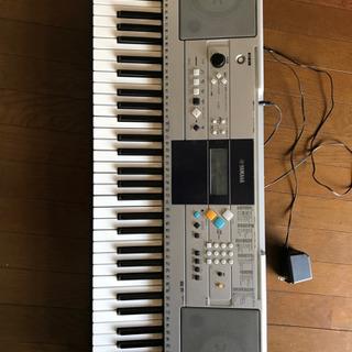 【お譲りする方決まりました】電子ピアノ/YAMAHAポータトーン...