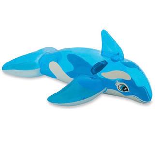 シャチ(ブルー) 浮き輪