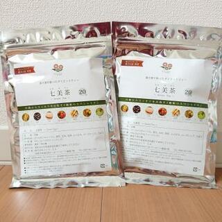 七美茶 エソラ ダイエットティー 2袋の画像