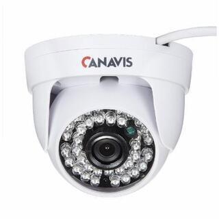 防犯カメラ ドーム型カメラ 720P/100万画素