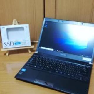 高性能core i5 【新品・高速SSD240GB】 メモリ4G...