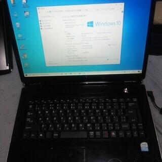 旧型win7パソコンをwin10に入れ替え