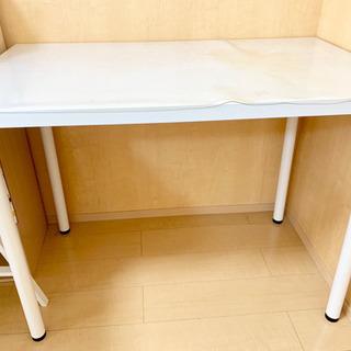 IKEA 白テーブル・お譲りします