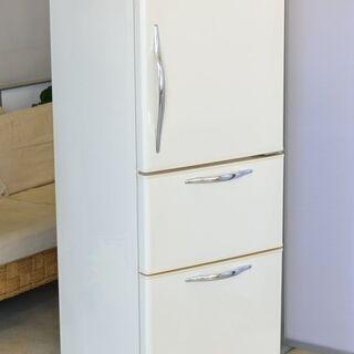 日立の廃盤 人気冷蔵庫 可愛い取っ手付き 3ドア R-S2…