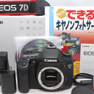 Canon キヤノン EOS 7D ボディ