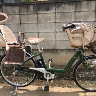 9-87 電動自転車ブリジストンアンジェリーノ 6アンペア