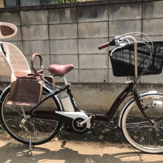 9-88 電動自転車ブリジストンアンジェリーノ