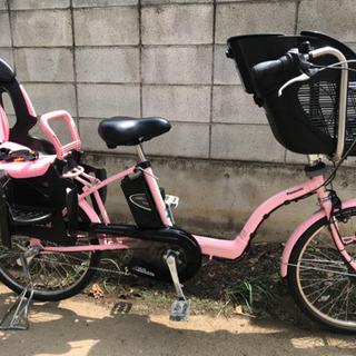 9-89 電動自転車 パナソニック ギュット 20インチ