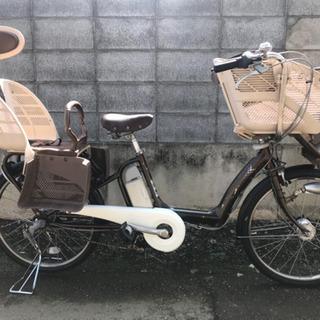 9-91 電動自転車ブリジストンアンジェリーノ 前後22インチ