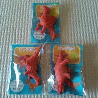 ふくらむ恐竜(3匹せっと)