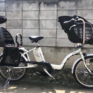 9-95 電動自転車 パナソニック ギュット 20インチ