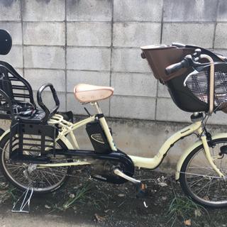 9-97 電動自転車 パナソニック ギュット20インチ 13アンペ
