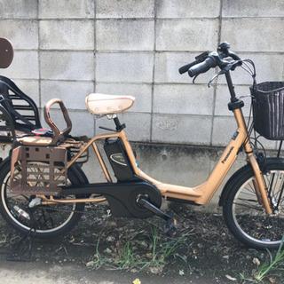 9-98 電動自転車 パナソニック ギュットアニーズ 20インチ
