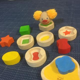 プラントイズ 53560 スタッキング 木製玩具