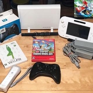Wii-U 32GB Pro Controller