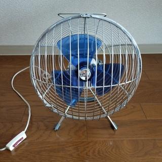 レトロ・古い三菱電機の扇風機