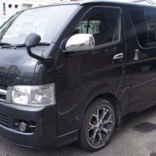 【走行距離5万km‼️】トヨタ ハイエース KR-KDH2000V