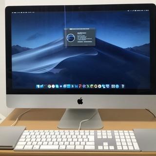 【良品・特典つき】iMac 27inch Late 2012