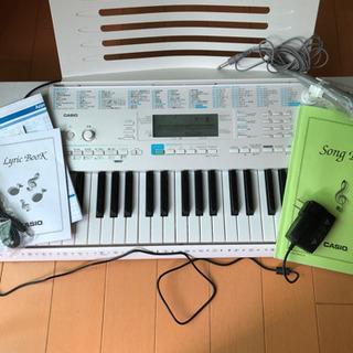 CASIO 光ナビゲーションキーボード (61鍵盤)