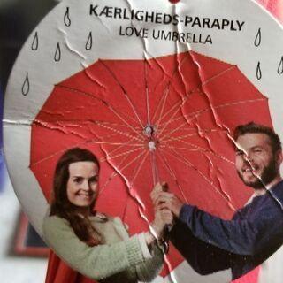 雨傘(赤)