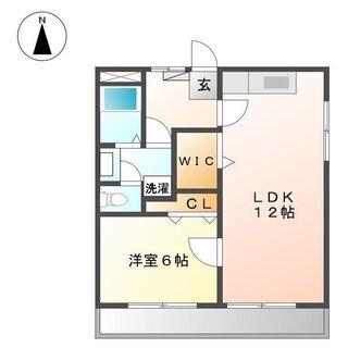 サンライズ203号室