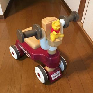室内用三輪車【四輪車】