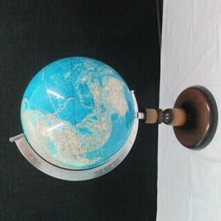 アンティークな地球儀・インテリアとしても/旧ソビエト・勉強