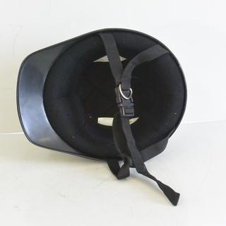 ハーフヘルメット ベースボールタイプ フリーサイズ W-120 ブラック 125㏄以下 原付バイク キャップ − 香川県