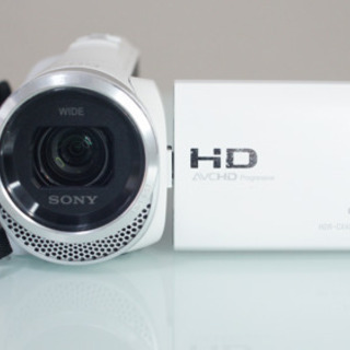 【美品】SONY ビデオカメラ HDR-CX485(32GB)