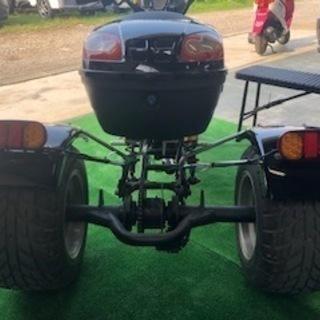 トライク125cc  3輪車 - バイク
