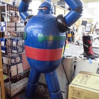 鉄人28号 フィギュア 初期型 高さ約2m 西岡店