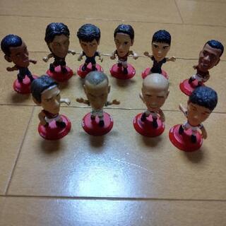 サッカー選手フィギュア