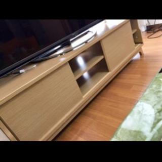 テレビボード★ローボード テレビ台★大型テレビ対応