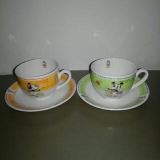 ペアカップ&ソーサー