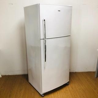 即日受渡可🙆♀️Haier 445㍑大型 2ドア冷蔵庫 25,...